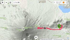 あざみライン地図
