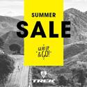 Trek summersale トレックサマーセール2017