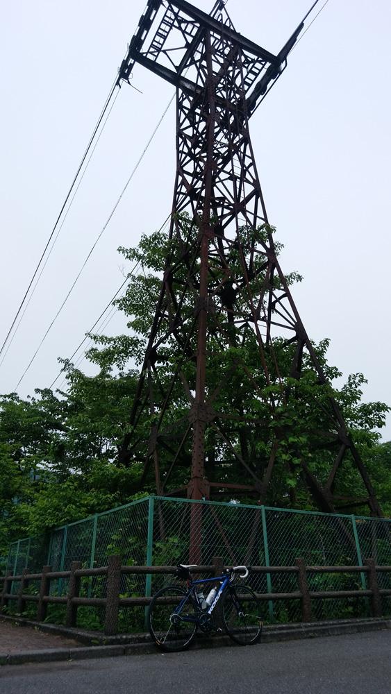 廃墟奥多摩ロープ―ウェイ