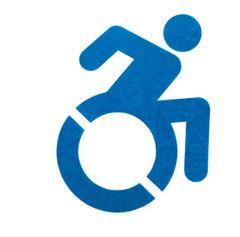 車いすマーク wheelchair symbol