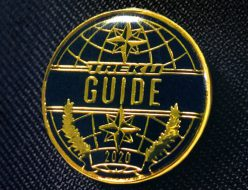 TREK University GUIDE badge